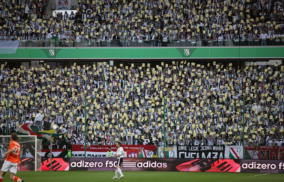 Legia Warszawa 2-2 Zagłębie Lubin - fot. Piotr Galas (zdjęcie 20 z 76)