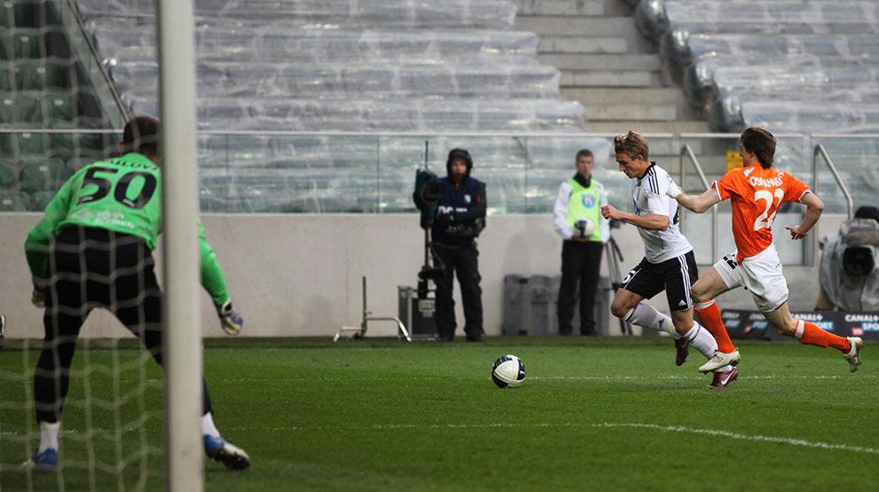 Legia Warszawa 2-2 Zagłębie Lubin - fot. Piotr Galas (zdjęcie 21 z 76)