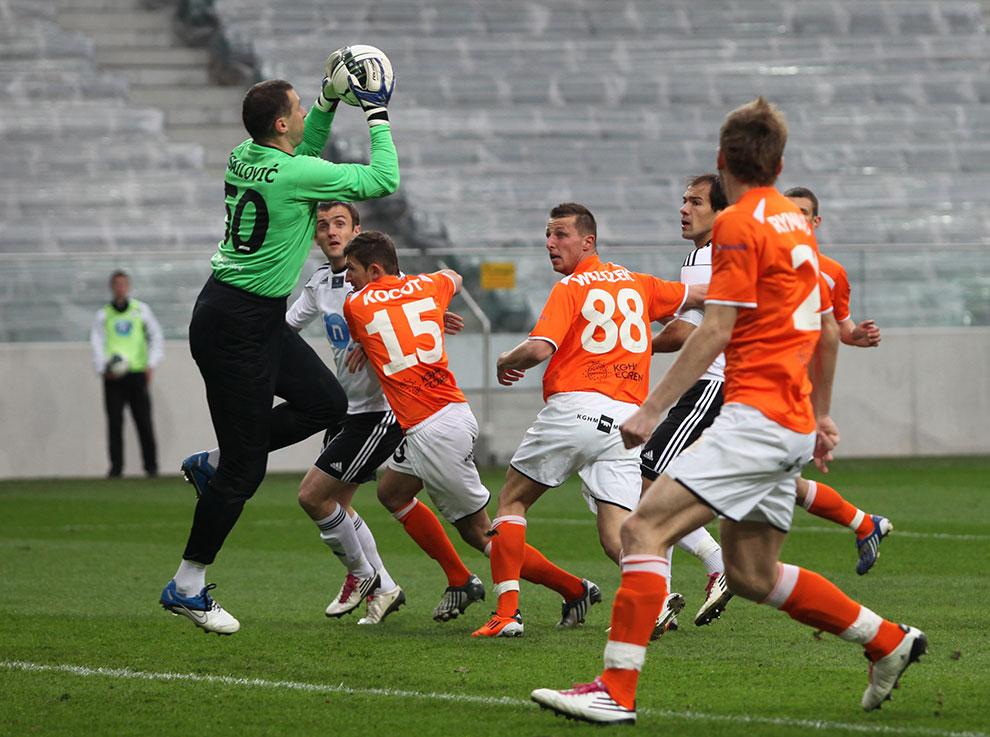 Legia Warszawa 2-2 Zagłębie Lubin - fot. Piotr Galas (zdjęcie 23 z 76)