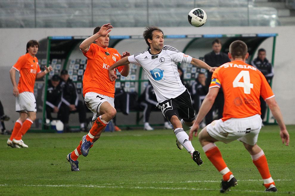 Legia Warszawa 2-2 Zagłębie Lubin - fot. Piotr Galas (zdjęcie 31 z 76)