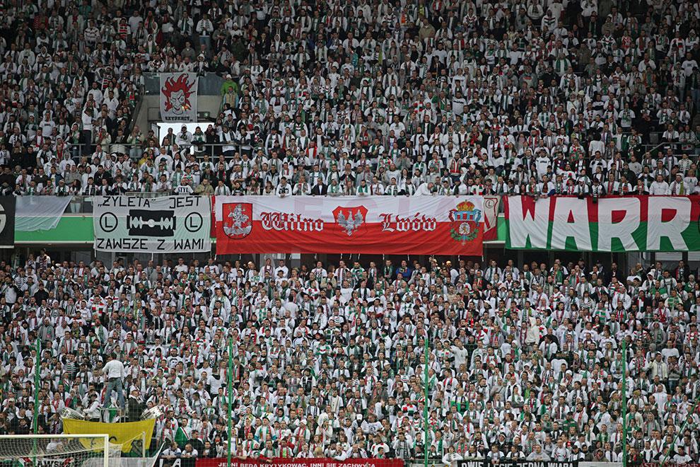 Legia Warszawa 2-2 Zagłębie Lubin - fot. Piotr Galas (zdjęcie 34 z 76)