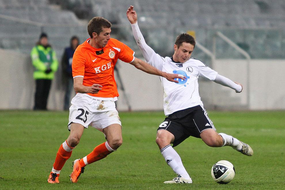Legia Warszawa 2-2 Zagłębie Lubin - fot. Piotr Galas (zdjęcie 42 z 76)