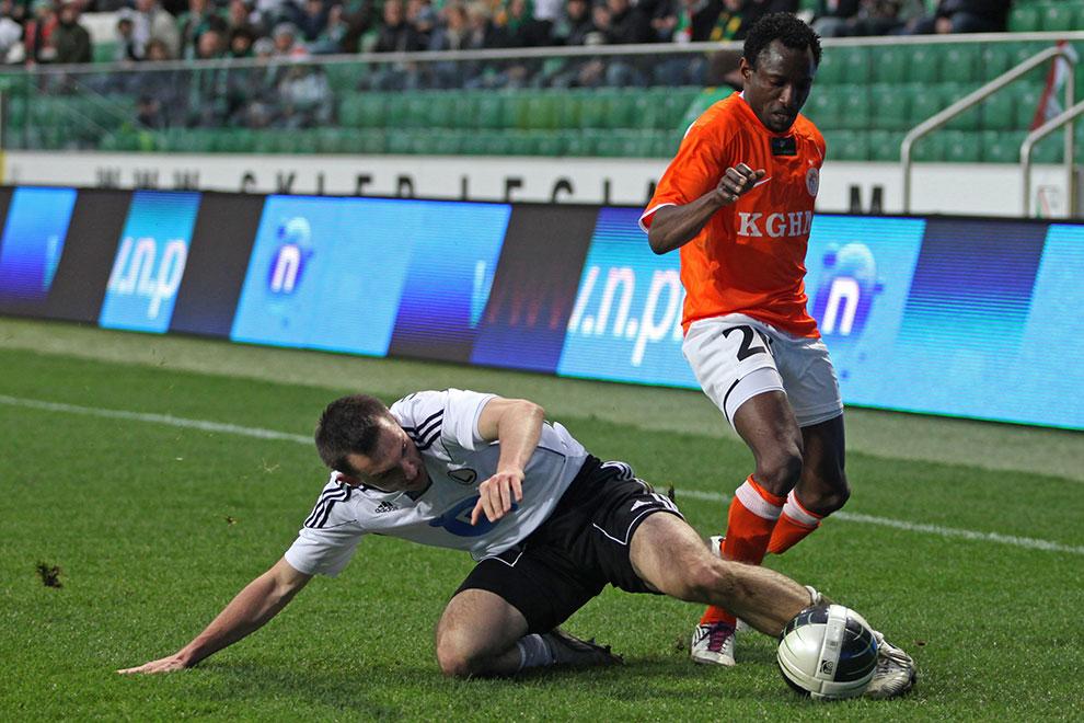 Legia Warszawa 2-2 Zagłębie Lubin - fot. Piotr Galas (zdjęcie 46 z 76)