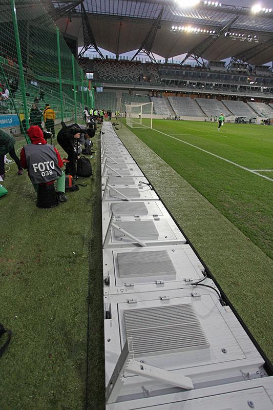 Legia Warszawa 2-2 Zagłębie Lubin - fot. Piotr Galas (zdjęcie 56 z 76)