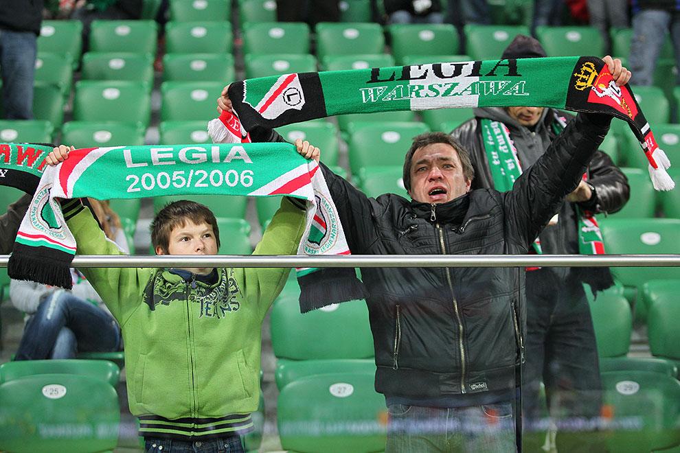 Legia Warszawa 2-2 Zagłębie Lubin - fot. Piotr Galas (zdjęcie 57 z 76)