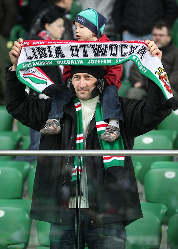Legia Warszawa 2-2 Zagłębie Lubin - fot. Piotr Galas (zdjęcie 58 z 76)