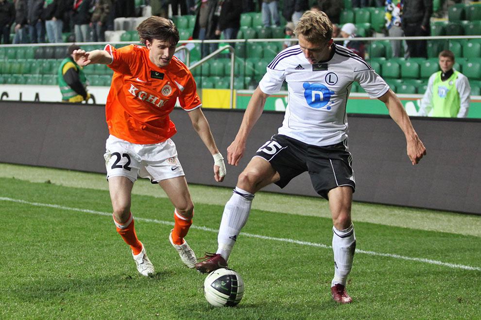 Legia Warszawa 2-2 Zagłębie Lubin - fot. Piotr Galas (zdjęcie 59 z 76)