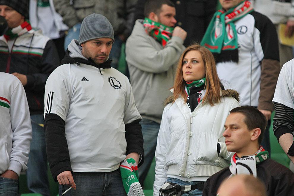 Legia Warszawa 2-2 Zagłębie Lubin - fot. Piotr Galas (zdjęcie 6 z 76)