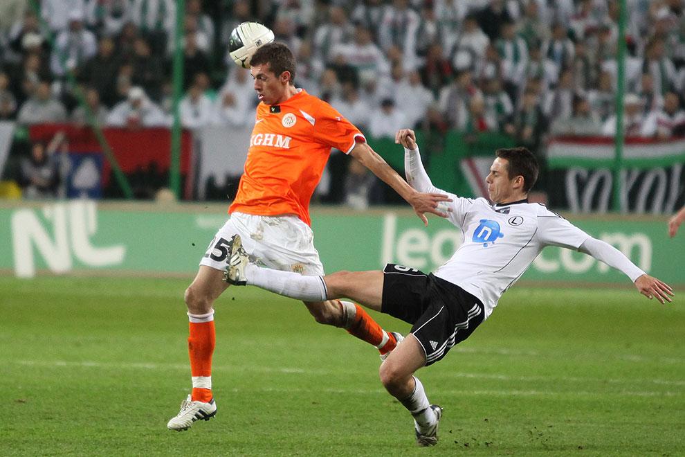 Legia Warszawa 2-2 Zagłębie Lubin - fot. Piotr Galas (zdjęcie 62 z 76)