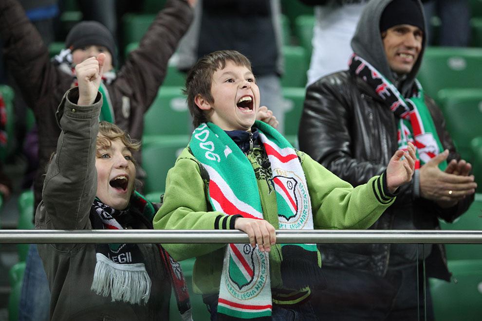 Legia Warszawa 2-2 Zagłębie Lubin - fot. Piotr Galas (zdjęcie 68 z 76)