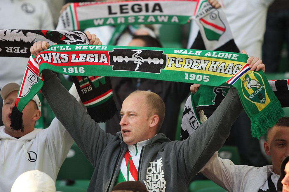 Legia Warszawa 2-2 Zagłębie Lubin - fot. Piotr Galas (zdjęcie 8 z 76)