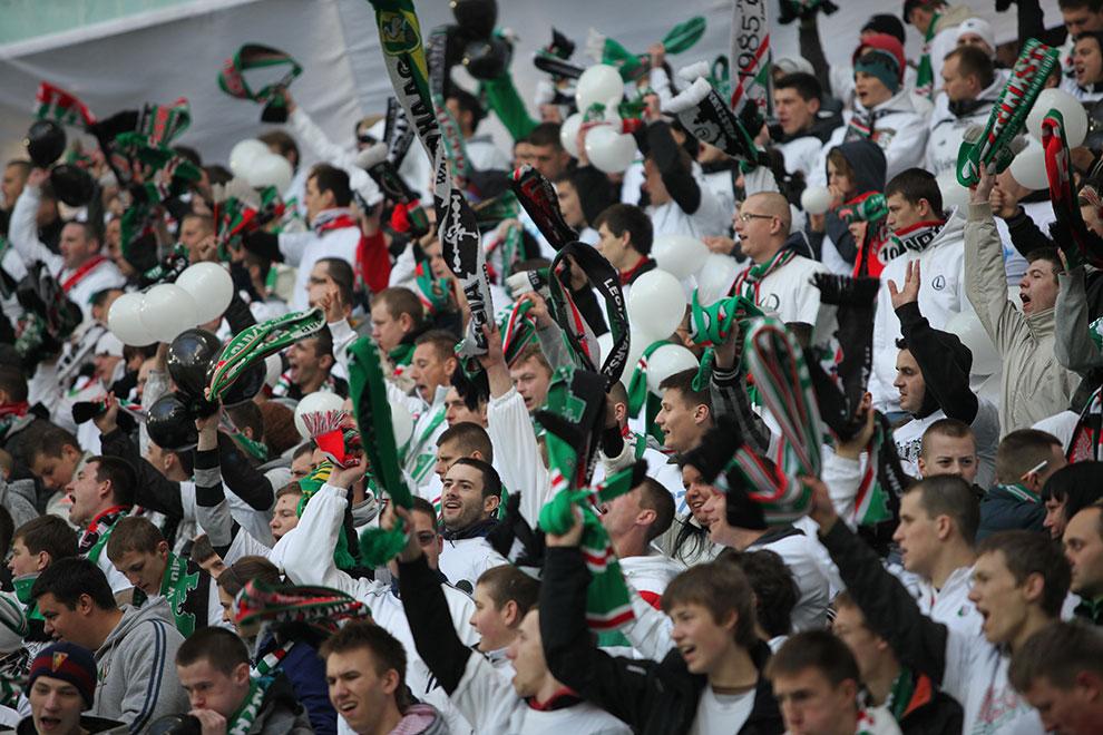 Legia Warszawa 2-2 Zagłębie Lubin - fot. Piotr Galas (zdjęcie 9 z 76)