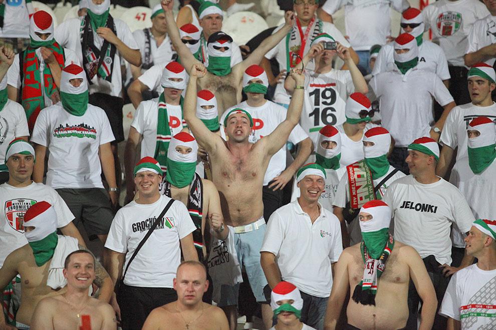 Gaziantepspor 0-1 Legia Warszawa - fot. Piotr Galas (zdjęcie 11 z 89)