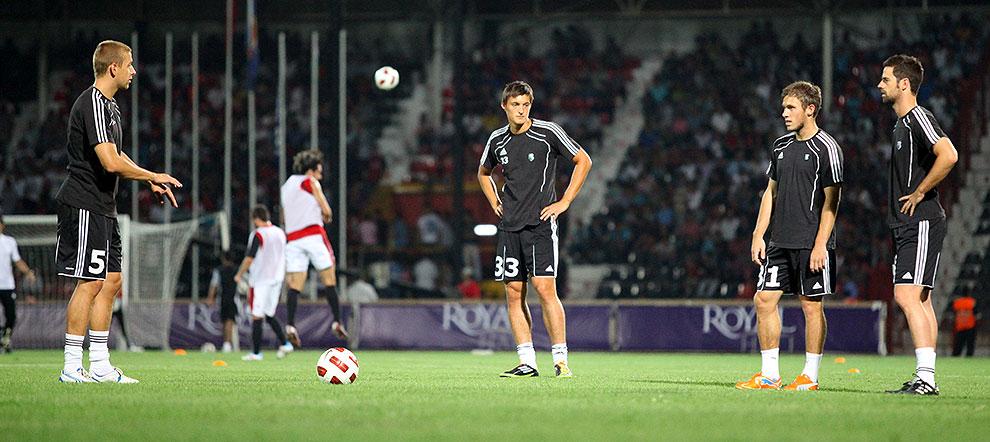 Gaziantepspor 0-1 Legia Warszawa - fot. Piotr Galas (zdjęcie 17 z 89)