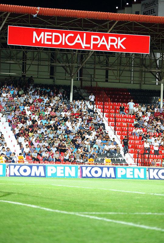 Gaziantepspor 0-1 Legia Warszawa - fot. Piotr Galas (zdjęcie 24 z 89)