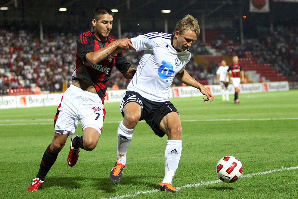 Gaziantepspor 0-1 Legia Warszawa - fot. Piotr Galas (zdjęcie 25 z 89)