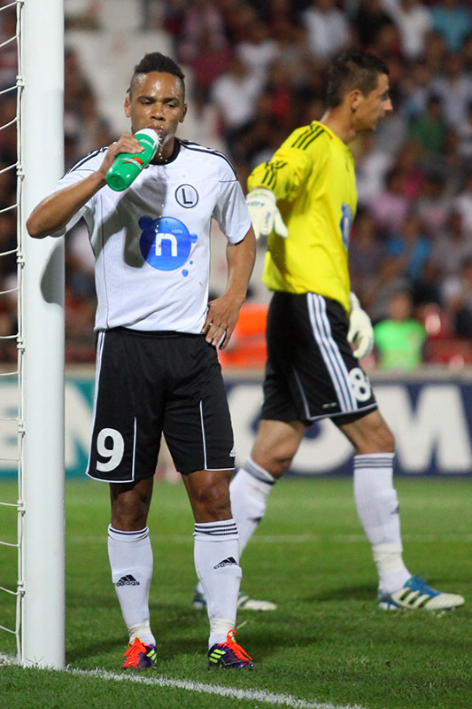 Gaziantepspor 0-1 Legia Warszawa - fot. Piotr Galas (zdjęcie 27 z 89)
