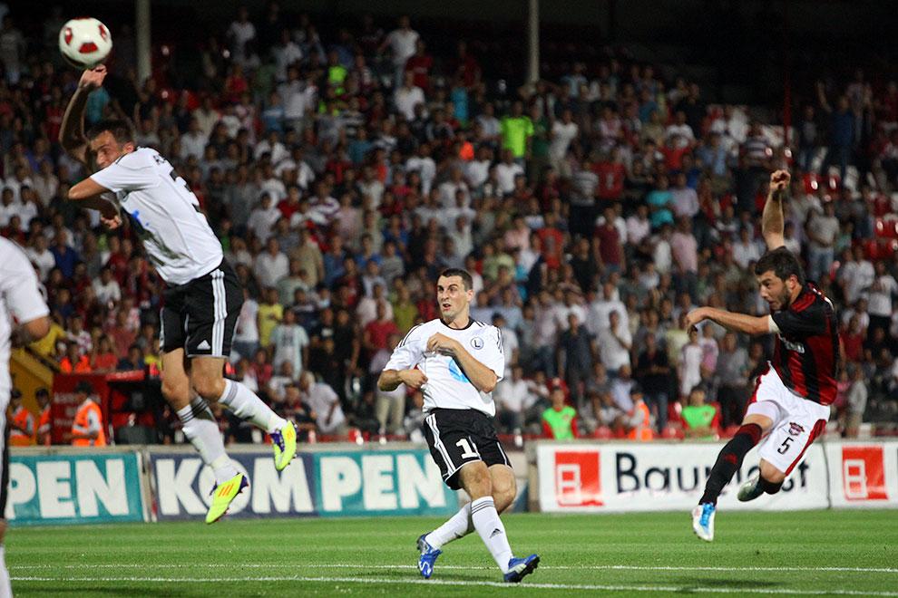 Gaziantepspor 0-1 Legia Warszawa - fot. Piotr Galas (zdjęcie 29 z 89)