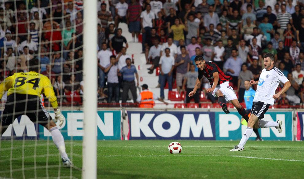 Gaziantepspor 0-1 Legia Warszawa - fot. Piotr Galas (zdjęcie 30 z 89)