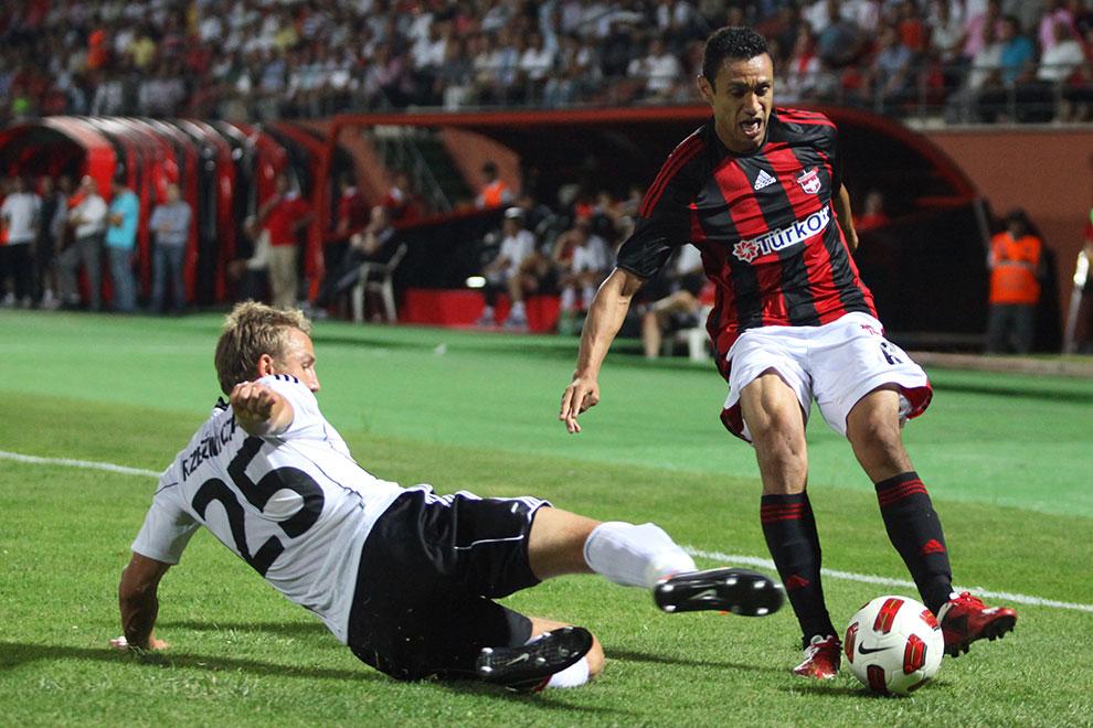 Gaziantepspor 0-1 Legia Warszawa - fot. Piotr Galas (zdjęcie 31 z 89)