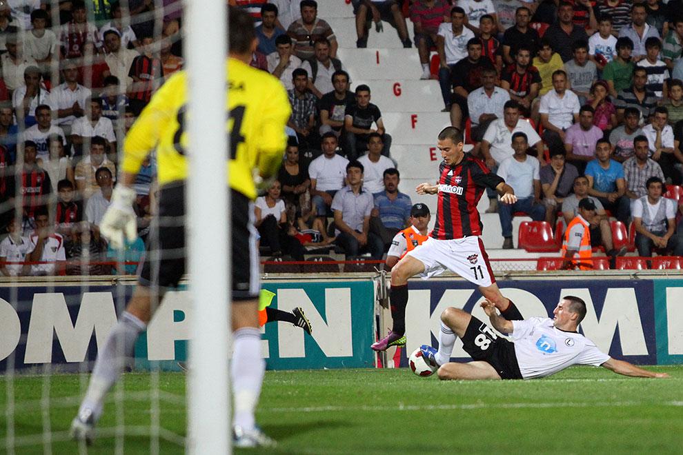 Gaziantepspor 0-1 Legia Warszawa - fot. Piotr Galas (zdjęcie 32 z 89)
