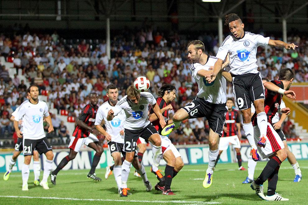Gaziantepspor 0-1 Legia Warszawa - fot. Piotr Galas (zdjęcie 35 z 89)