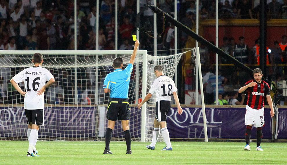 Gaziantepspor 0-1 Legia Warszawa - fot. Piotr Galas (zdjęcie 38 z 89)
