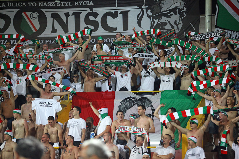 Gaziantepspor 0-1 Legia Warszawa - fot. Piotr Galas (zdjęcie 41 z 89)