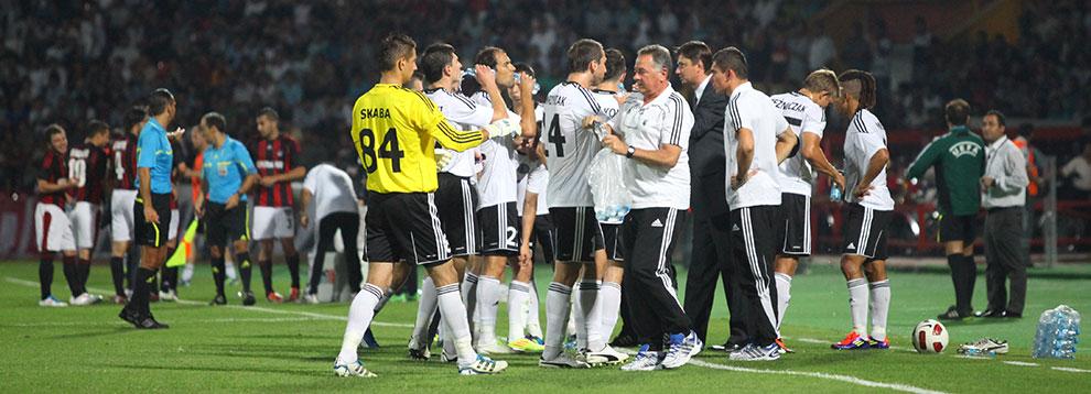 Gaziantepspor 0-1 Legia Warszawa - fot. Piotr Galas (zdjęcie 42 z 89)