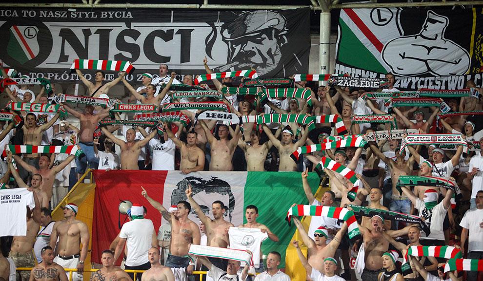 Gaziantepspor 0-1 Legia Warszawa - fot. Piotr Galas (zdjęcie 45 z 89)