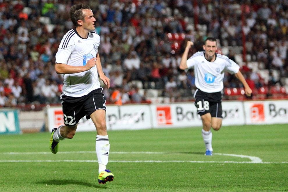 Gaziantepspor 0-1 Legia Warszawa - fot. Piotr Galas (zdjęcie 49 z 89)