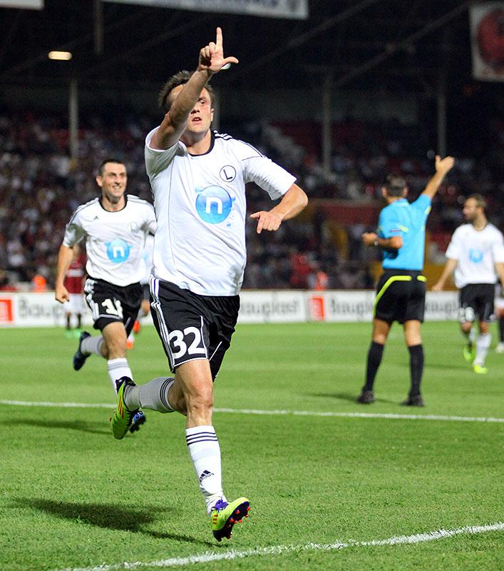 Gaziantepspor 0-1 Legia Warszawa - fot. Piotr Galas (zdjęcie 50 z 89)