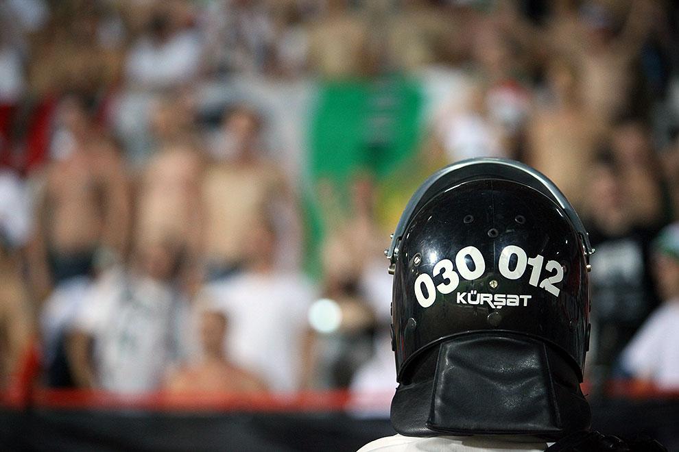 Gaziantepspor 0-1 Legia Warszawa - fot. Piotr Galas (zdjęcie 59 z 89)