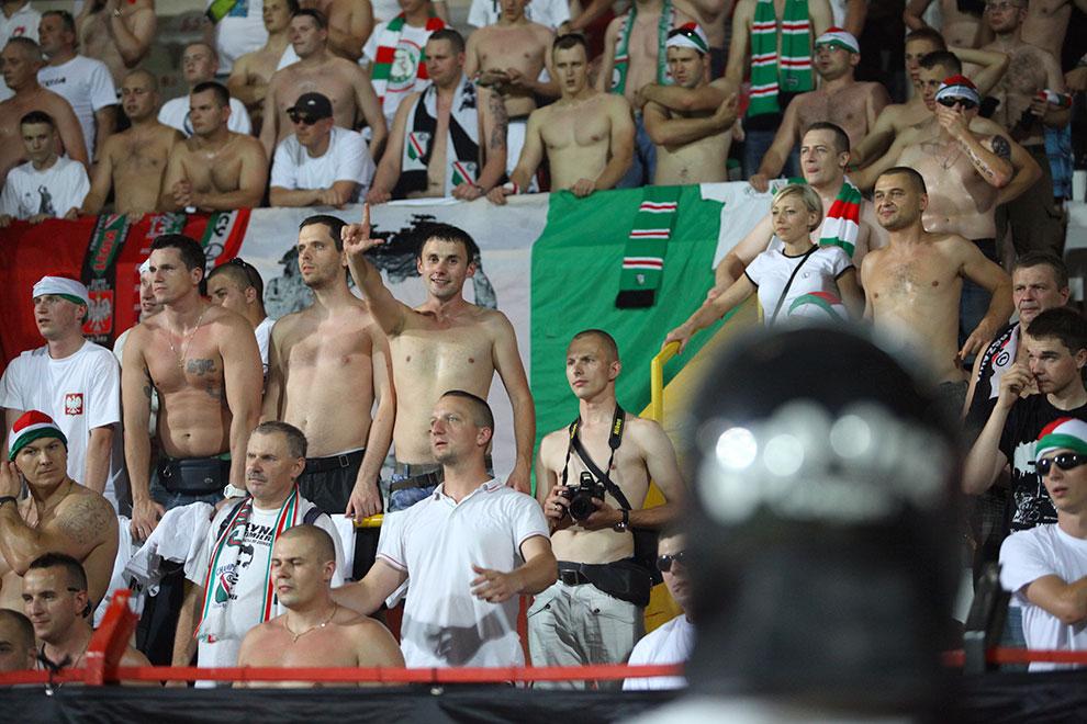 Gaziantepspor 0-1 Legia Warszawa - fot. Piotr Galas (zdjęcie 60 z 89)