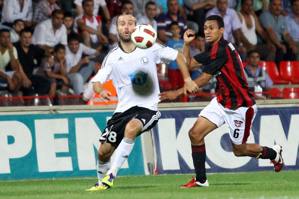 Gaziantepspor 0-1 Legia Warszawa - fot. Piotr Galas (zdjęcie 63 z 89)