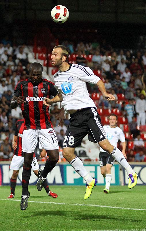 Gaziantepspor 0-1 Legia Warszawa - fot. Piotr Galas (zdjęcie 64 z 89)