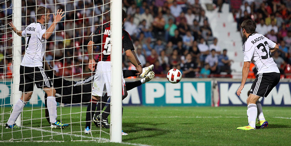 Gaziantepspor 0-1 Legia Warszawa - fot. Piotr Galas (zdjęcie 68 z 89)