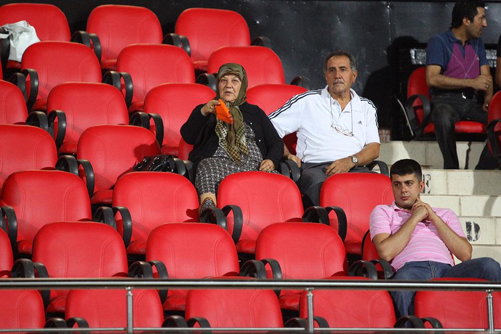 Gaziantepspor 0-1 Legia Warszawa - fot. Piotr Galas (zdjęcie 7 z 89)
