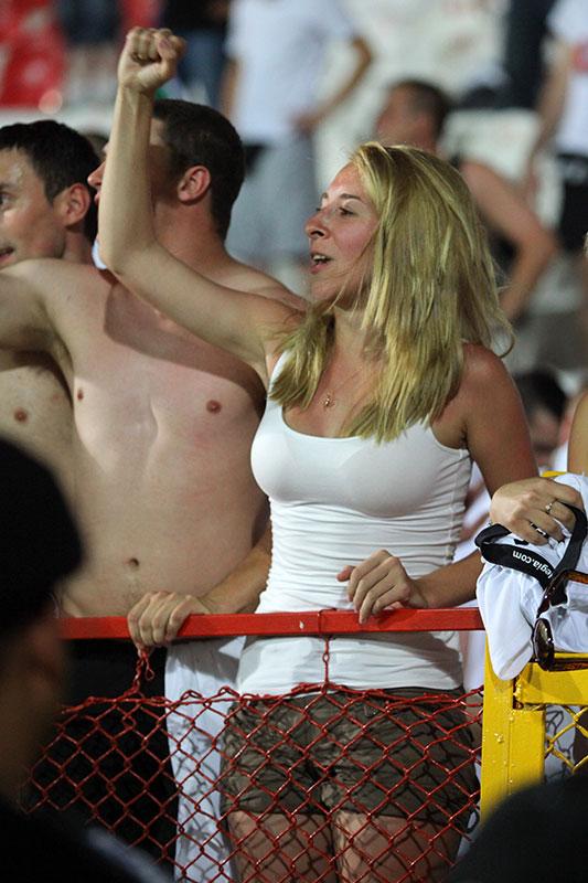 Gaziantepspor 0-1 Legia Warszawa - fot. Piotr Galas (zdjęcie 71 z 89)