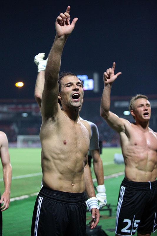 Gaziantepspor 0-1 Legia Warszawa - fot. Piotr Galas (zdjęcie 75 z 89)