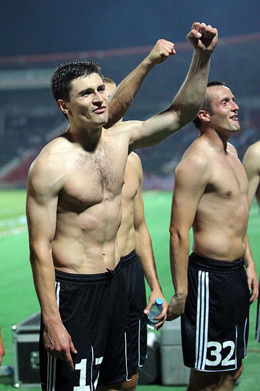 Gaziantepspor 0-1 Legia Warszawa - fot. Piotr Galas (zdjęcie 76 z 89)