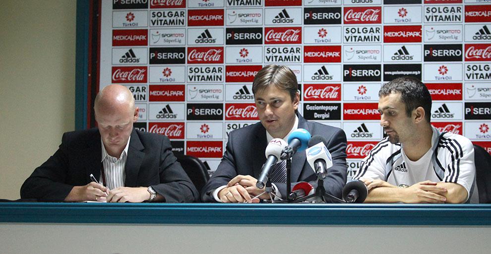 Gaziantepspor 0-1 Legia Warszawa - fot. Piotr Galas (zdjęcie 78 z 89)