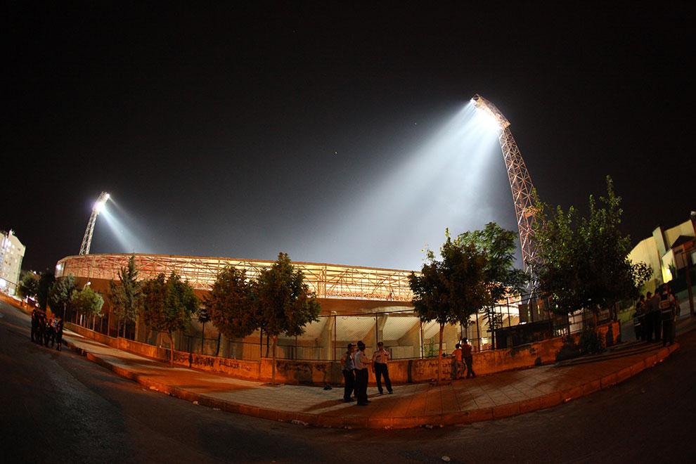 Gaziantepspor 0-1 Legia Warszawa - fot. Piotr Galas (zdjęcie 81 z 89)
