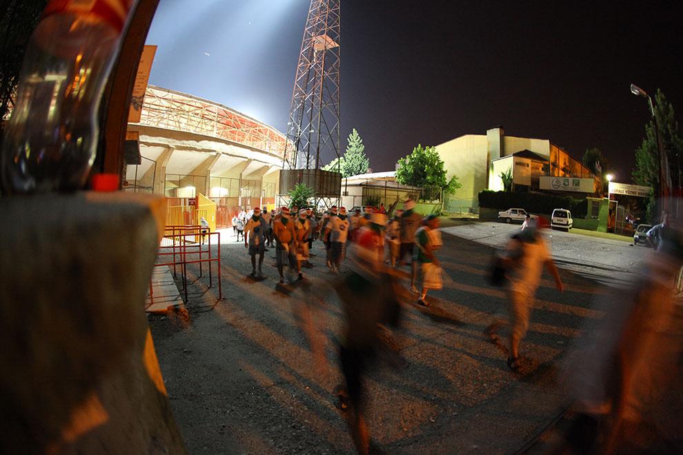 Gaziantepspor 0-1 Legia Warszawa - fot. Piotr Galas (zdjęcie 86 z 89)