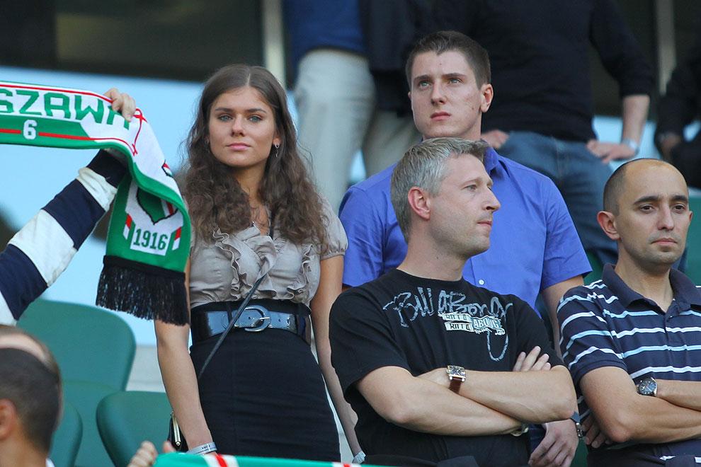 Legia Warszawa 0-0 Gaziantepspor - fot. Piotr Galas (zdjęcie 10 z 133)