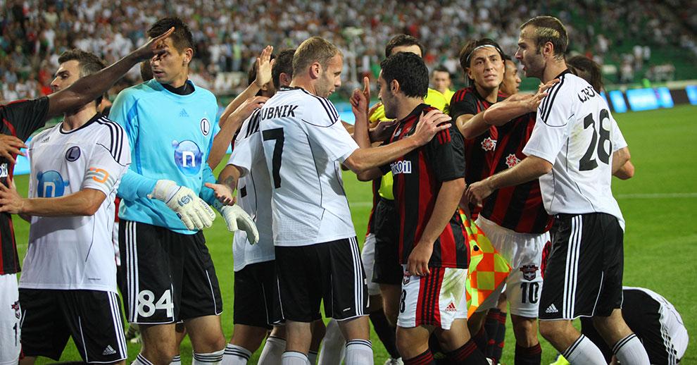 Legia Warszawa 0-0 Gaziantepspor - fot. Piotr Galas (zdjęcie 108 z 133)