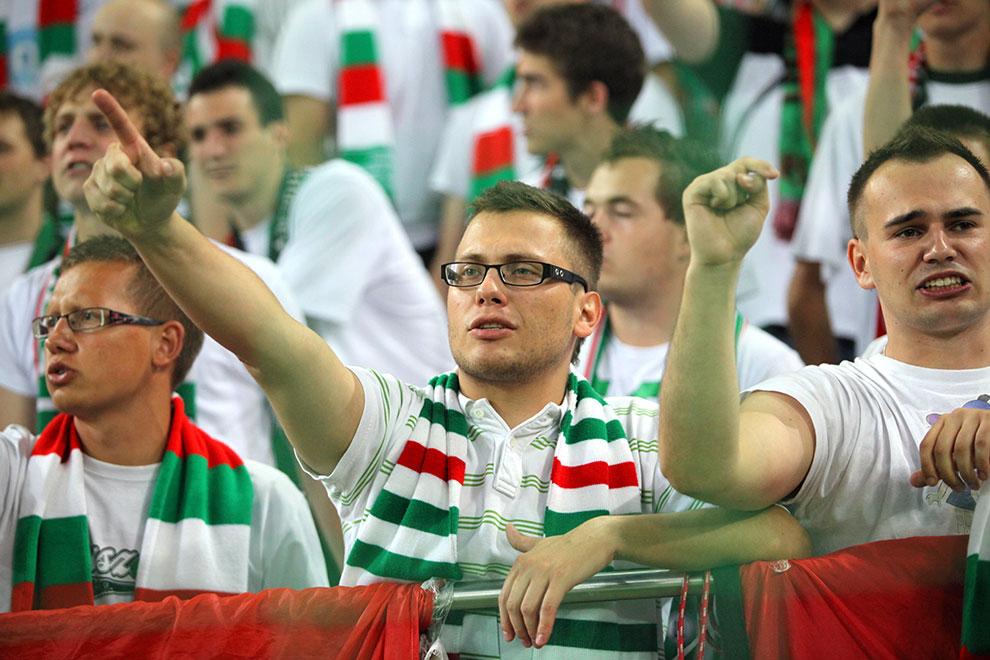 Legia Warszawa 0-0 Gaziantepspor - fot. Piotr Galas (zdjęcie 110 z 133)