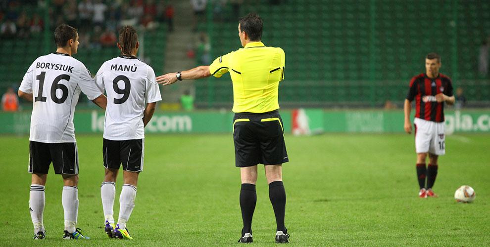 Legia Warszawa 0-0 Gaziantepspor - fot. Piotr Galas (zdjęcie 113 z 133)
