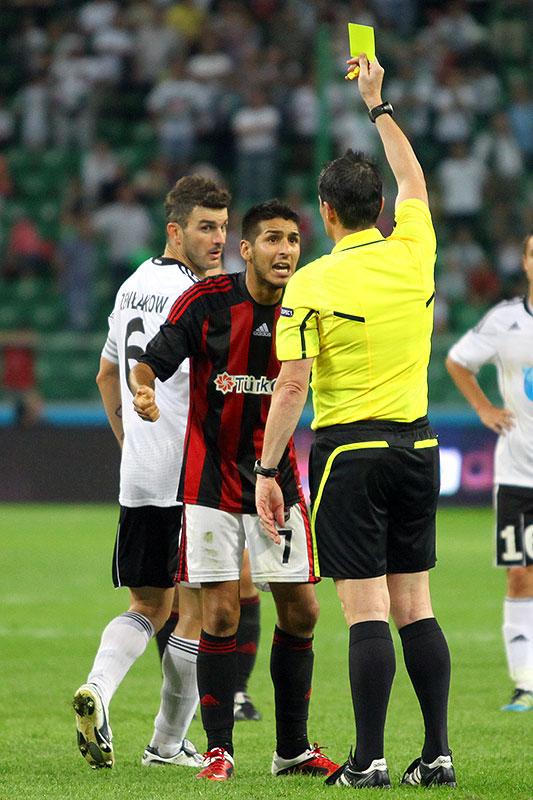 Legia Warszawa 0-0 Gaziantepspor - fot. Piotr Galas (zdjęcie 114 z 133)