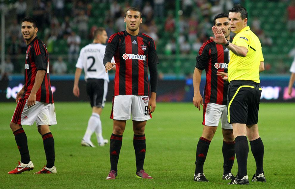 Legia Warszawa 0-0 Gaziantepspor - fot. Piotr Galas (zdjęcie 115 z 133)